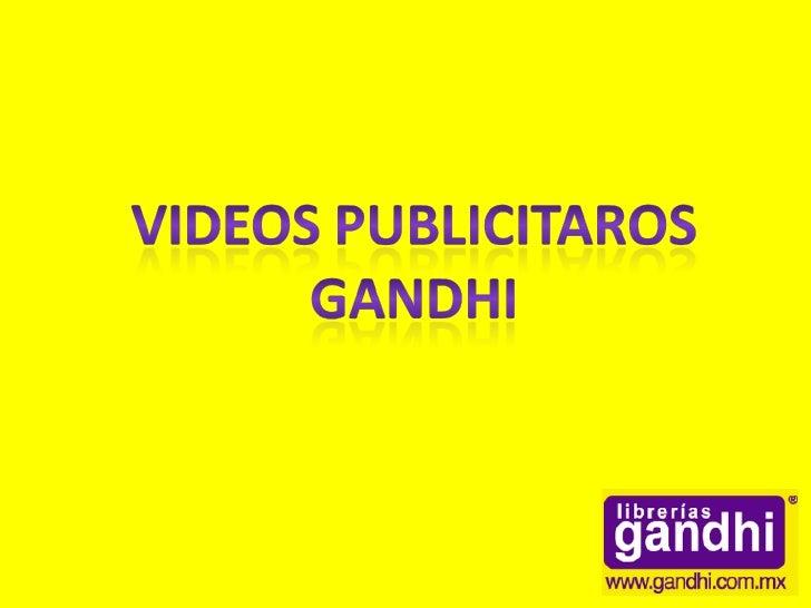 Gandhi todo