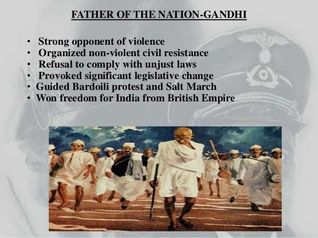 hitler vs gandhi essay Mahatma gandhi vs adolf hitler which one do you think was a more oppressive dictator and why 1 following  8 answers 8 report abuse.