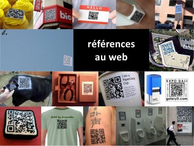 références au web