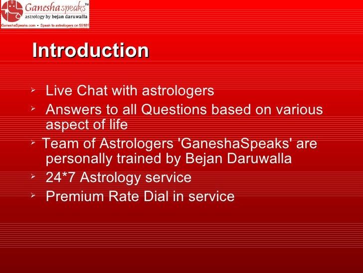 Astrology Services - Ganeshaspeaks-Astrology by Bejan