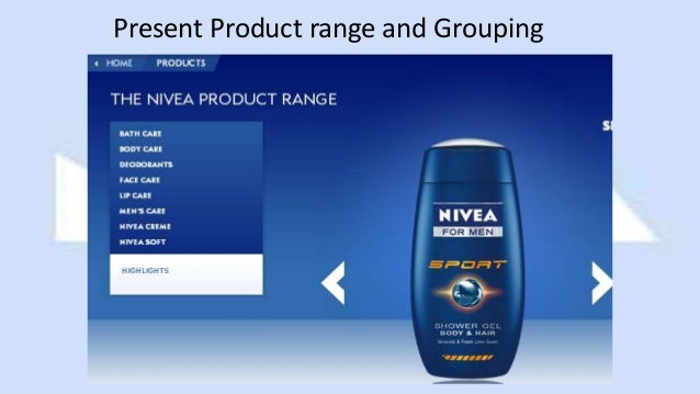 nivea imc The nivea for men team devised marketing strategies to deliver its objectives  these strategies set out how the objectives would be achieved within the.