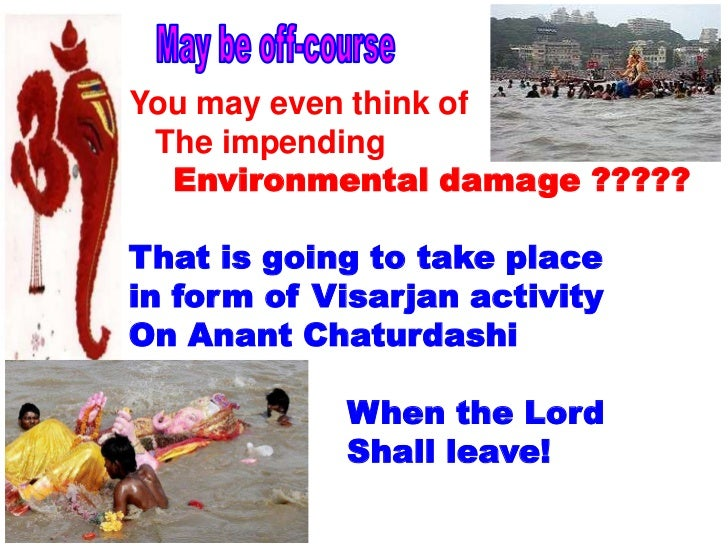 festival and its environment impact Its impact has been more in the last few decades in a war is a festival of lights symbolising the victory of righteousness and the lifting of spiritual darkness air pollution and to some extent water pollution which gave this festival the name of deepawali.