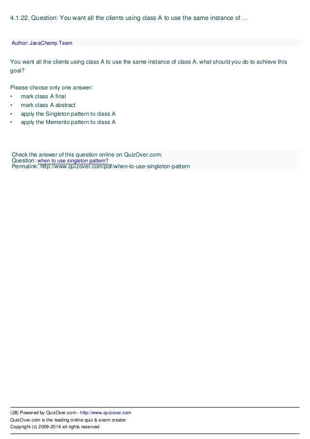 gang of four design patterns java pdf