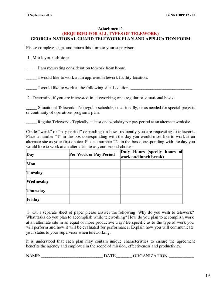 Ga ng hr personnel policy 12 01telework 20120914 18 23 maxwellsz