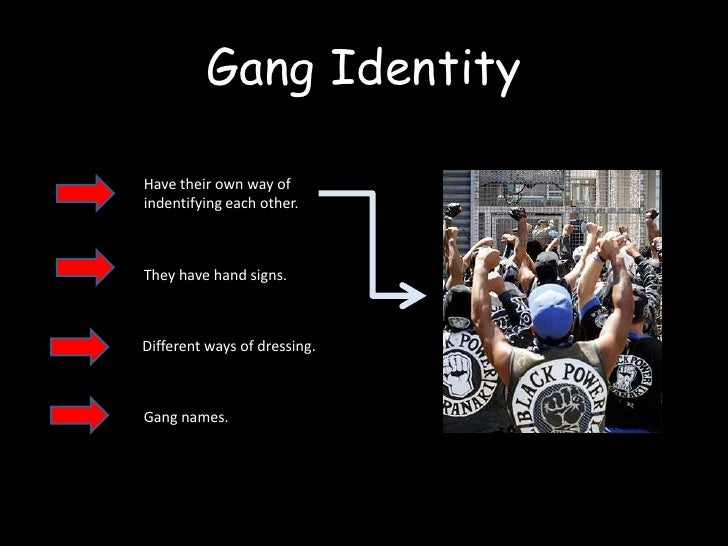 why do children join gangs Poverty, broken homes, violence: the making of a  why are so many adolescents willing to join  experts propose that young adults join gangs because they both.