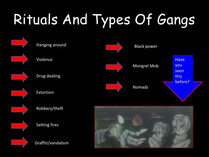 classification of gangs Proper classification of prisoners, taking gang affiliations and activities into  account  prisoners, including rival gangs – and imposing a variety of restrictions .