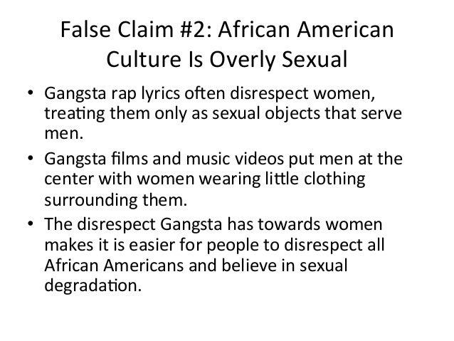 Sexual gangsta rap