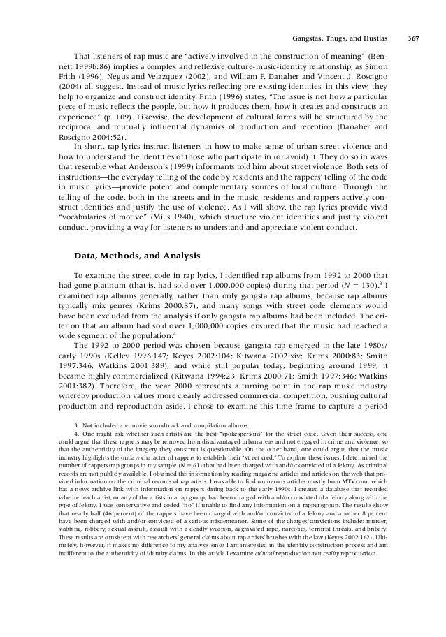 SAMPLE READING LIST: Masculinity
