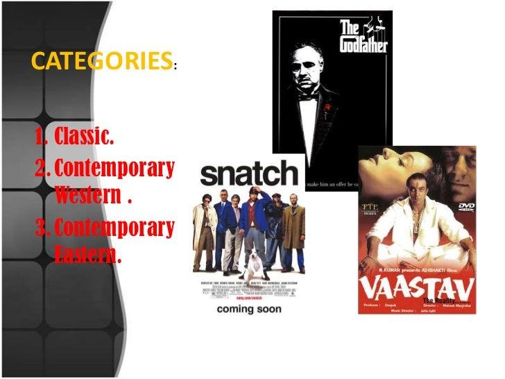 gangster film genre