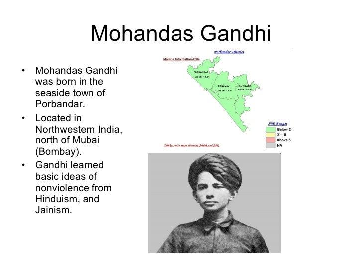 Gandhi Slides Original