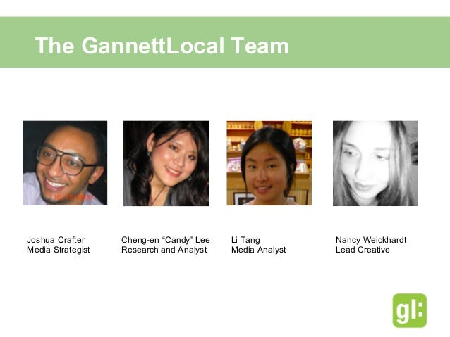 GannettLocal for Atlantic City• What We Do• What Atlantic City Needs• How We Can Address Those Needs• Product Competit...