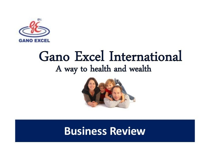 Gano elite club gano excel international a way to health and wealth business review reheart Choice Image