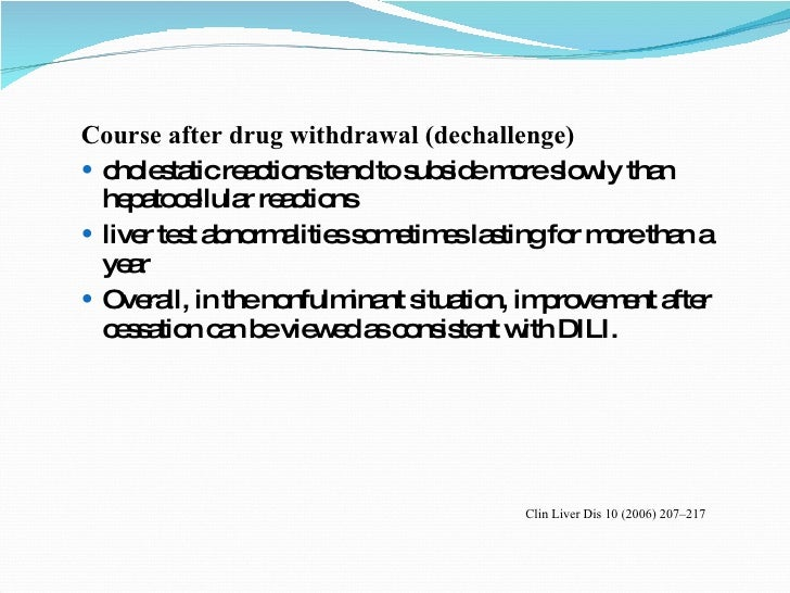 Adverse reactions to antituberculosis agents