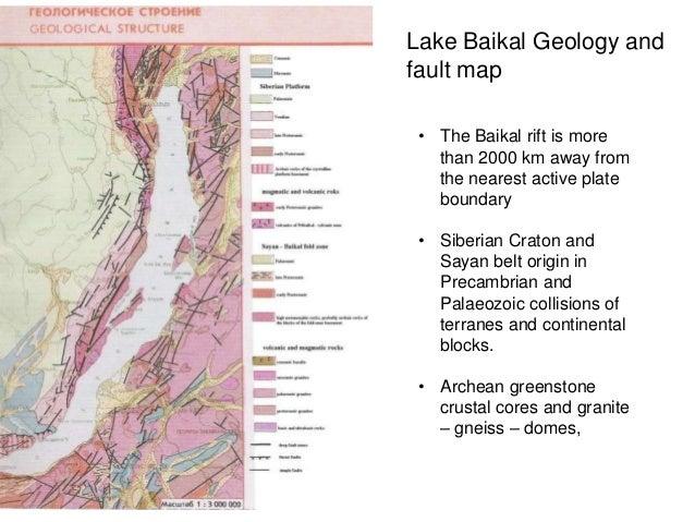 Perspectives On Lake Baikal Russia Lake Tahoe Usa