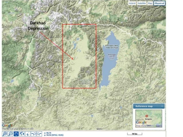 Geomorphological study on lakes