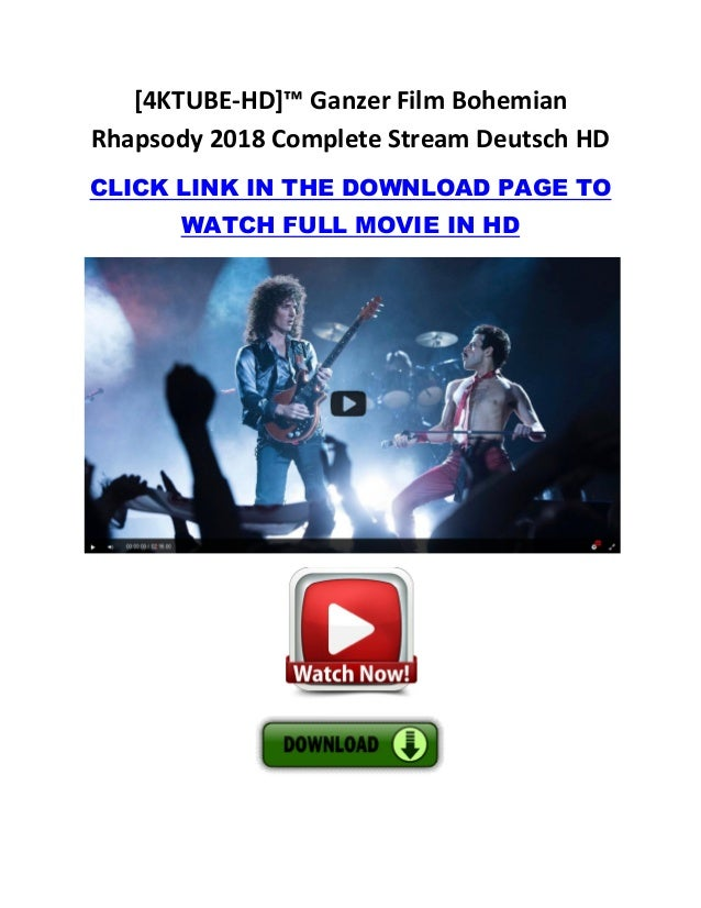 Bohemian Rhapsody Stream German