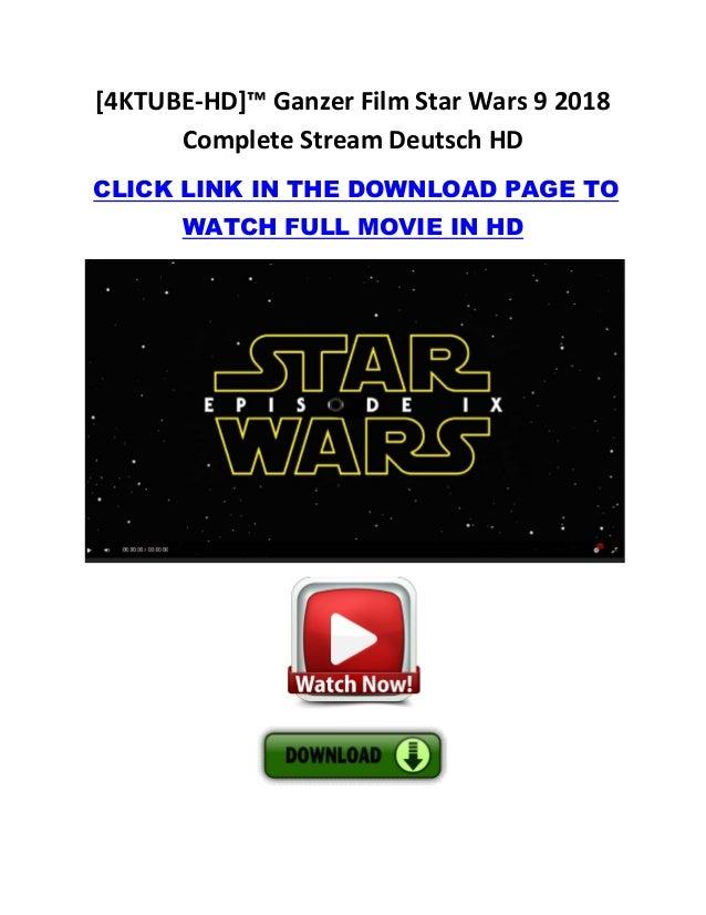 Star Wars Ganzer Film Deutsch