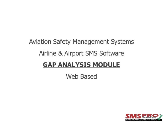 gap analysis in the airline industry