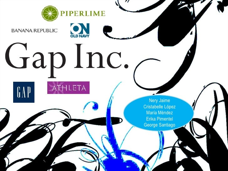 gap inc in 2010 Read this essay on gap inc 2010 come browse our large digital warehouse of free sample essays get the knowledge you need in order to pass your classes and more.