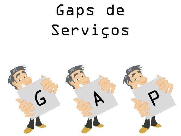 Gaps deServiços