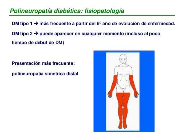 Categorías de la neuropatía periférica diabética Categoría Características Sensorial - Pérdida de sensibilidad (incapacida...