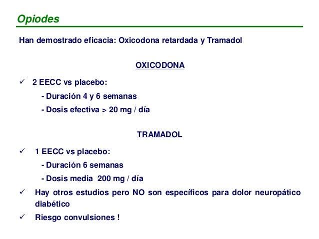  Efectos secundarios: estreñimiento, nauseas, vómitos  Riesgo de abuso/dependencia  Riesgo desarrollo tolerancia (al au...