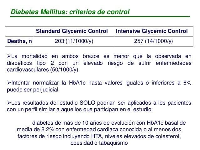  Diagnóstico: en niños y adultos (no incluye embarazadas): - Test de elección: glucemia en ayunas. - HbA1c como herramien...