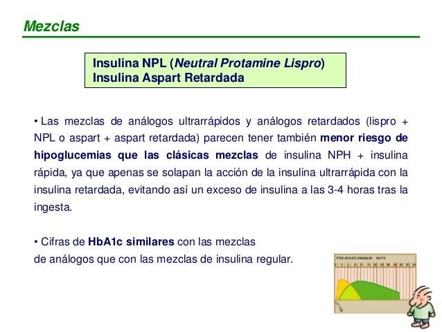 Ventajas análogos lentos respecto de la insulina NPH - Reducción de hipoglucemias nocturnas - Mayor comodidad de administr...