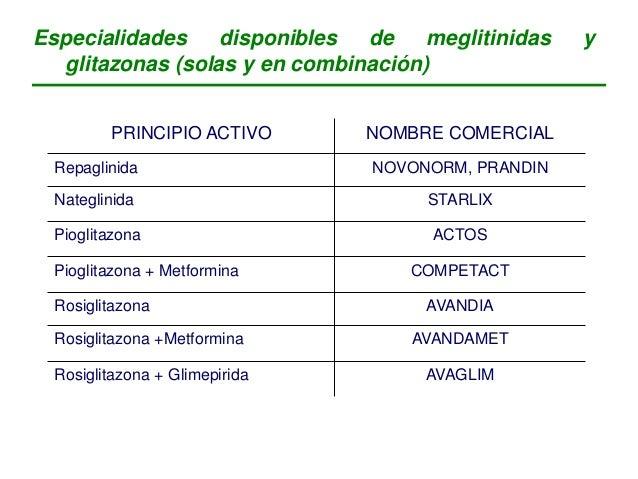 INHIBIDORES - GLUCOSIDASA Dosis inicial (mg/día) Dosis máxima (mg/día) ACARBOSA 150 600 MIGLITOL 150 300 EFICACIA: - Meno...