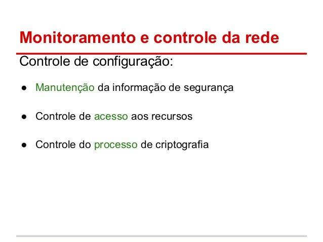 gerenciamento e administra231227o de redes