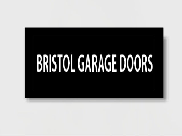 Are you looking for a company who specialize in Garage doors within Bristol? Bristol Garage Door Ltd is an recognized comp...