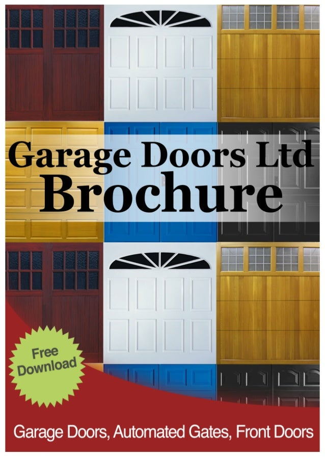 Copyright  ©  2013  Garage  Doors  Ltd.  All  Rights  Reserved