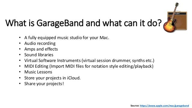 Learn to Compose, Record, and Produce Songs and Podcasts Using Garage…