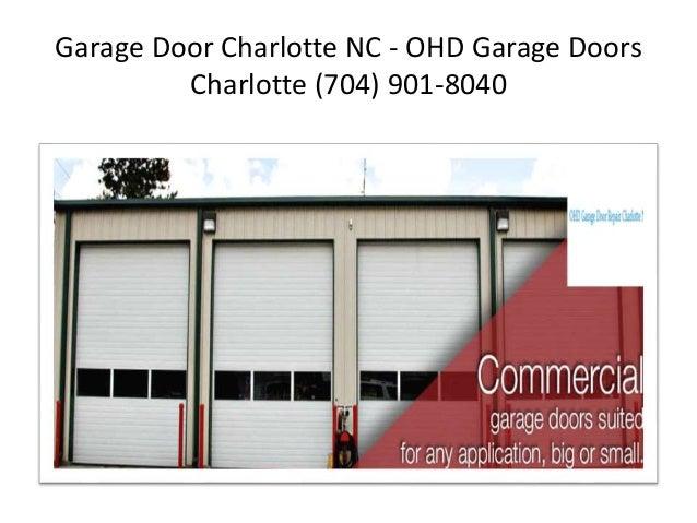 garage door repair charlotte ncCharlotte Garage Door Repair