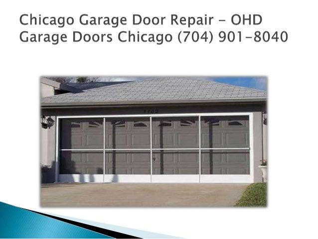 Chicago Garage Door Repair ...