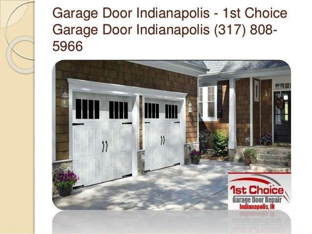 Garage Door Indianapolis