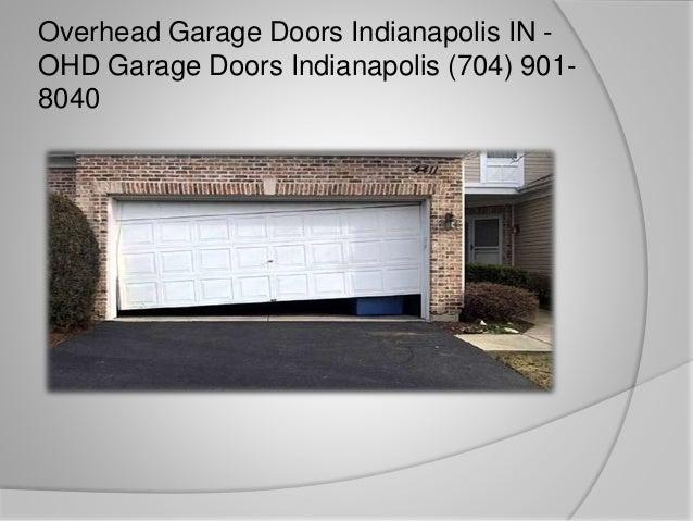 Indianapolis Garage Door Repair