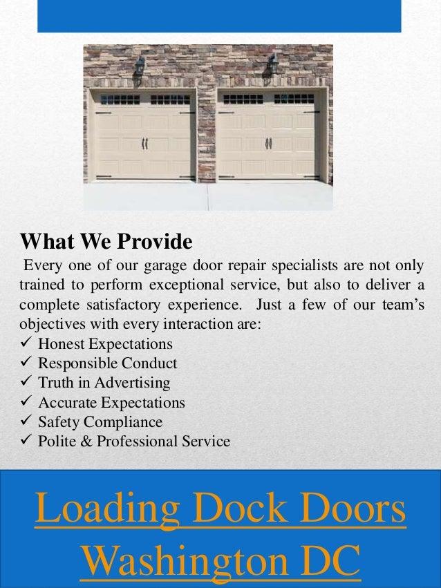 Garage Doors Washington Dc