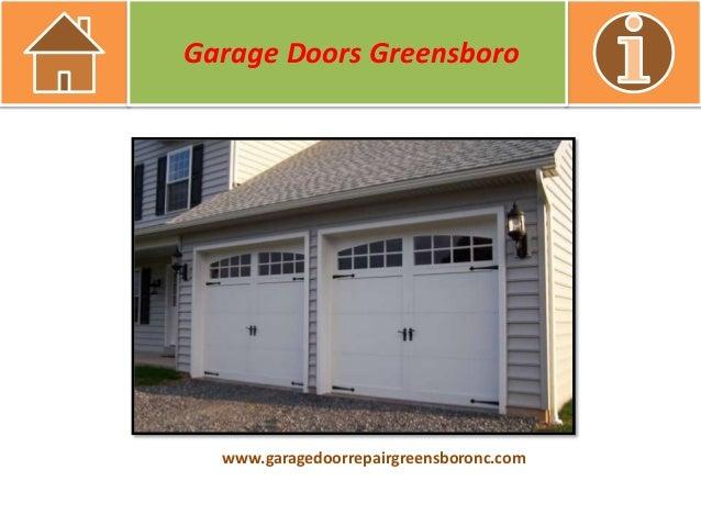 Garage Door Opener Greensboro NC