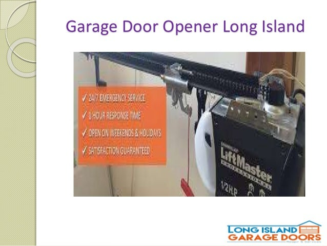 Charming 2. Garage Door Opener Long Island ...