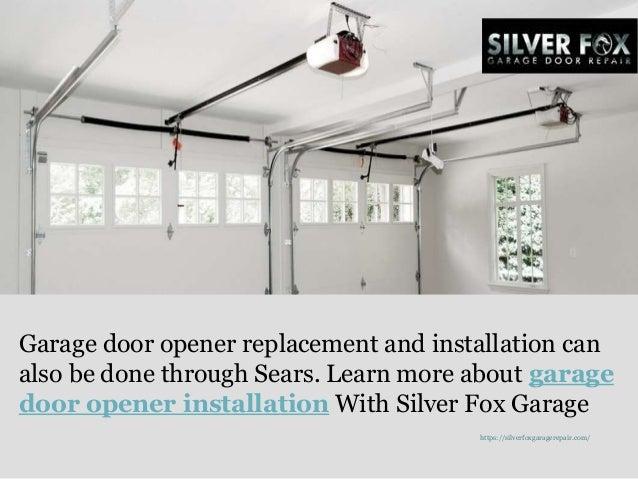 Garage Door Opener Repair And Installation Las Vegas