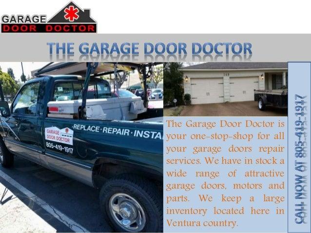 Affordable Garage Door Openers Repair Service In Camarillo
