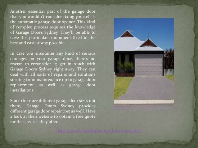 Garage doors sydney 4 solutioingenieria Choice Image