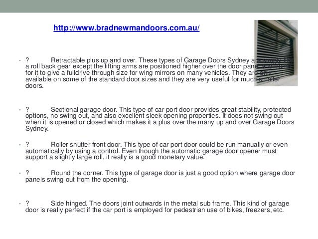 Images of side roller garage doors melbourne images picture are - Side Opening Garage Doors Sydney Picture Album Images