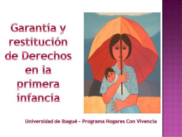 Es el compromiso y la responsabilidad que tiene el Estado, la sociedad y la familia para asegurar que los derechos sean co...
