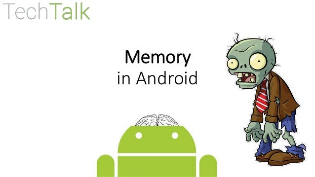 Memory in Android