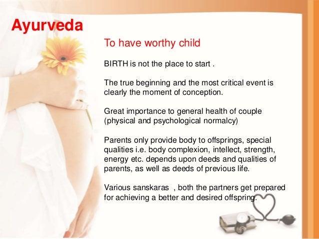 Garbha sanskar prenatal education