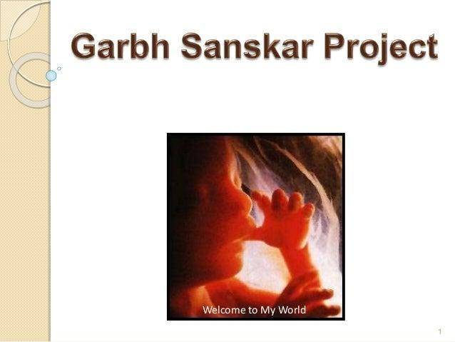 Garbh Sanskar Book In English