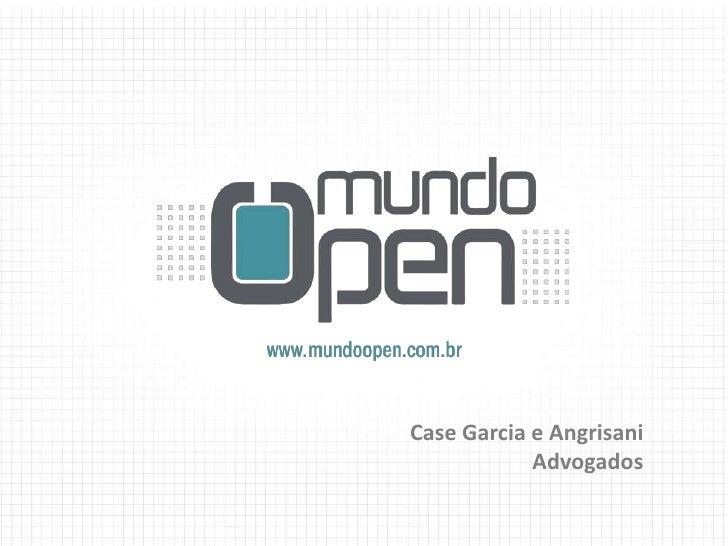 Case Garcia e Angrisani Advogados<br />
