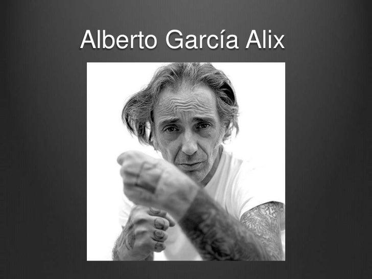 Alberto García Alix